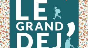 Grand Dej' 2017 : le dimanche 24 septembre au lac Kir