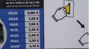 30 € les 2 h 30 de stationnement à Dijon : il s'agit des nouveaux tarifs !