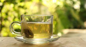 Thé vert : des contaminants dans les sachets