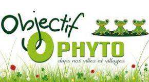 Zéro-Phyto au jardin au 1er janvier 2019