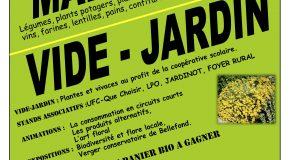 Printemps des consommateurs «Jardiner en Zéro Phyto»