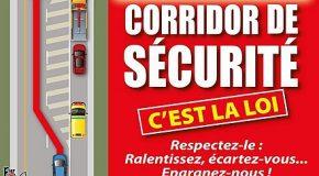 Corridor de sécurité : connaissez-vous cette nouvelle règle ?…