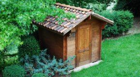 La taxe « abri de jardin » va encore augmenter cette année…