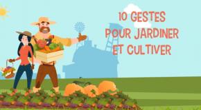 Jardiner et cultiver au naturel