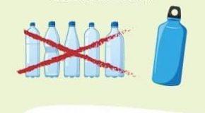 Et si vous supprimiez votre consommation de bouteilles en plastique ?