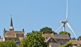 Parc éolien : pas de trouble anormal de voisinage