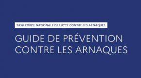 Guide de la prévention contre les arnaques