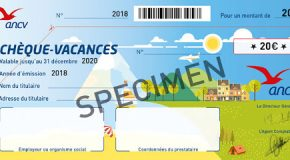 Les chèques-vacances