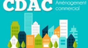 CDAC : Commission Départementale d'Aménagement Commercial