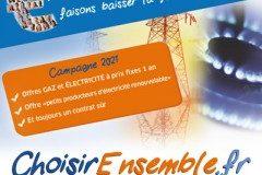 Bénéficier de la campagne « Énergie moins chère ensemble » jusqu'au 31 janvier 2022